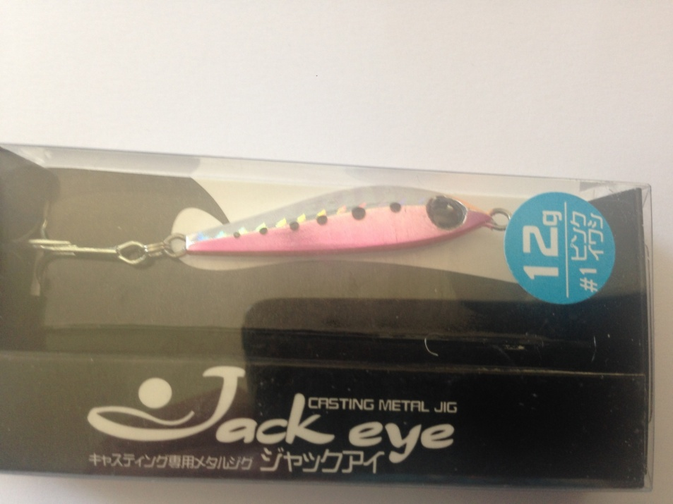 Джиг Hayabusa Jack Eye FS410 12 g #1