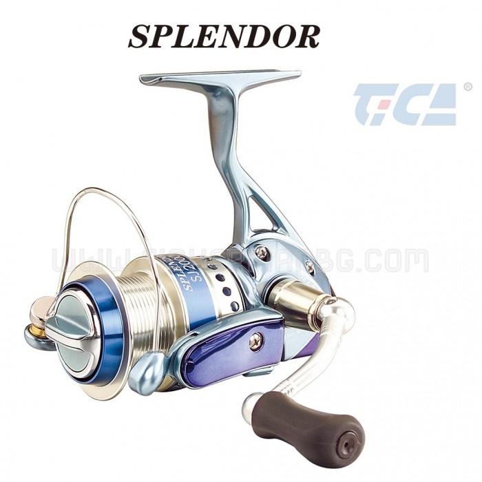Спинингова макара Splendor SJ 3500 Tica  2000