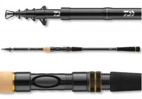 Спининг въдица телескопична Daiwa LEGALIS TELE - 3.60 м - 30 -90 г