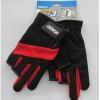 Owner - ръкавици за риболов -черно/червено
