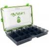 Кутия Gunki Waterproof Lure Box L - 35.5 х 23 х 5 см