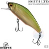 Воблер SMITH D-INCITE 44 мм - цвят 03