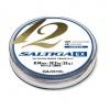 12 нишково плетено влакно Daiwa Saltiga 12 BRAID EX+SI - 300 метра - цвят multicolor